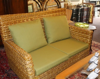 Seagrass Love Seat
