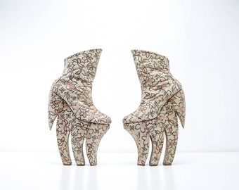 Long Tran - Longenecker Shoes (worn by Lady Gaga)