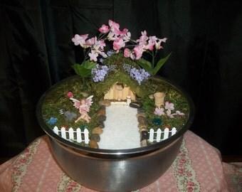 Fairy Garden Bowl
