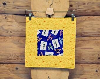patchwork sew kit - wimpy kid No. 2