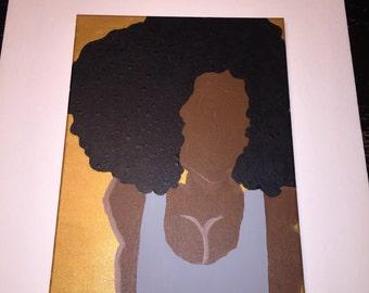 Black Girl, Afro Gang