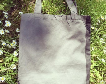 Grey Baggy Bag