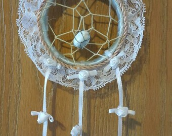Moonstone Dream Catcher
