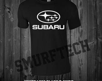 SUBARU Adult Crewneck T-Shirt