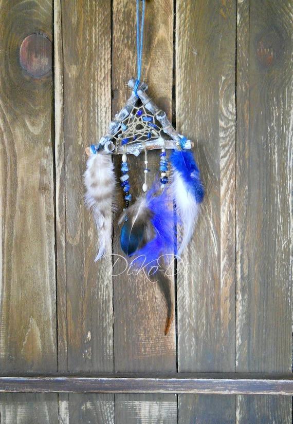dikodi dream catcher for car dreamcatcher bags feathers beads unique suspension amulet. Black Bedroom Furniture Sets. Home Design Ideas