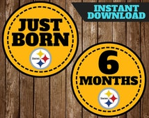 Unique steelers baby related items | Etsy