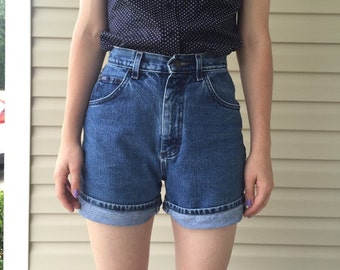 Lee's High Waisted Vintage Shorts