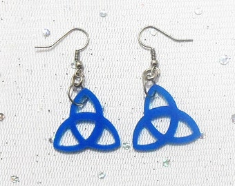 Earings Triangle