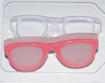 Sunglasses mold, plastic mold, chocolate mold, glasses mold, sun mold, sea mold, summer mold, hipster mold, shades mold, fashion mold