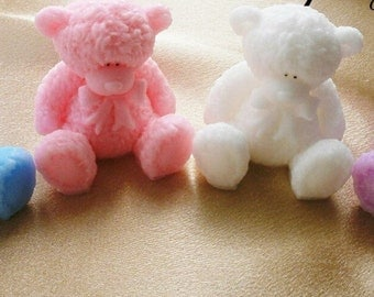 Handmade soap, Teddy bear, best gift, baby soap