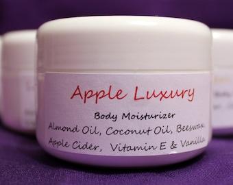 Apple Luxury 4 oz. Body Moisturizer