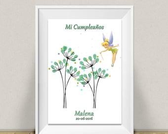 Picture signatures fingerprint. Campanita.cumpleanos.