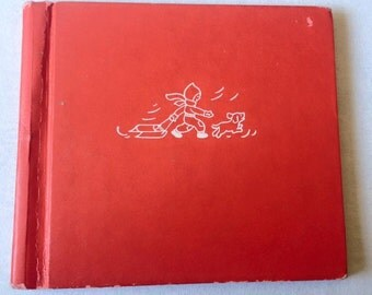 I Like Winter by Lois Lenski Copyright 1950 Hardcover Holiday Poem Book