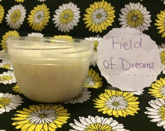 Field of Dreams Sugar Scrub