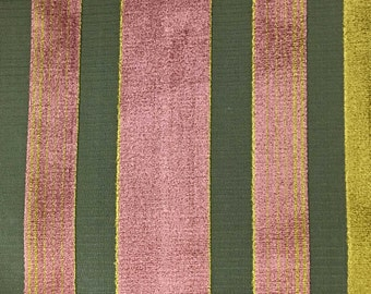 Upholstery Fabric - Richmond - Henna - Cut Velvet Home Decor Upholstery & Drapery Fabric by the Yard - Available in 12 Colors