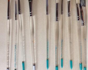 10 Duncan brushes