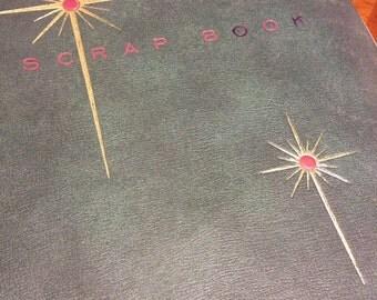 Vintage Scrap Bookk