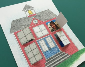 Joy School House | PDF Instant Download