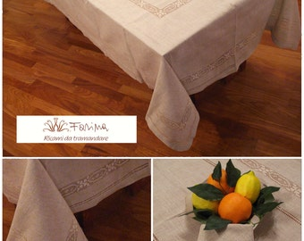 Table linen Scillato