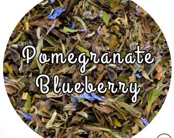 Pomegranate Blueberry - Organic