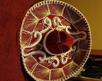 Mariachi Singer Hat