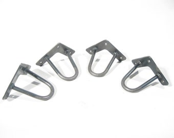 "4″ (10cm) Hairpin Legs. 3/8"" (10mm). Steel. Bed legs. Cabinet legs. Sofa legs. TV legs. Metal legs. Steel legs. SET OF 4"