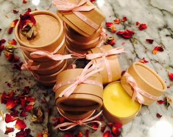 All Natural, Organic Solid Perfume 1/2 oz.