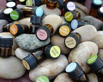 Authentic doTERRA Essential Oils 1ml sample