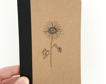 Floral Frenzy A6 Notebooks (5 designs)