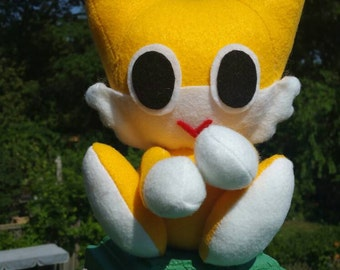 Tails Chao Plushie