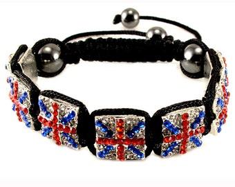 rhinestone bracelet