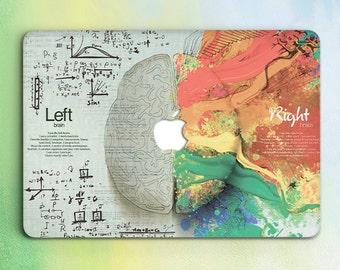 Macbook Case 12 Macbook Air Hard Case Macbook Air 11 13 Case Macbook Pro Hard Case Macbook Pro Retina 13 15 Case Laptop Cover Brain Pint