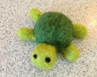 Turtle - Needle Felted