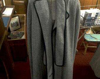 Large Herringbone Cloak