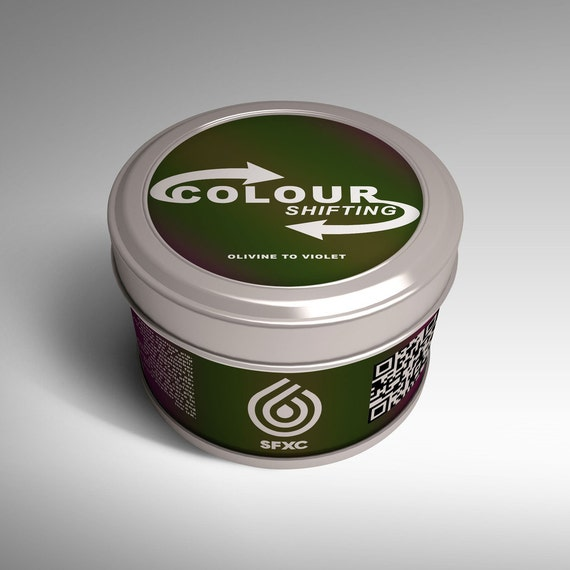 Colour Shifting Pigments - Olivine to Violet