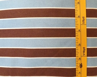 Robert Kaufman Metro Living, EP-11015-68, Dusty Blue, striped quilting fabric