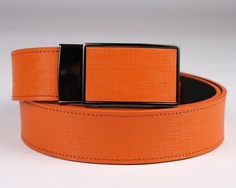 Sunrise Orange Slider Belt