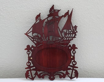 ship picture frame