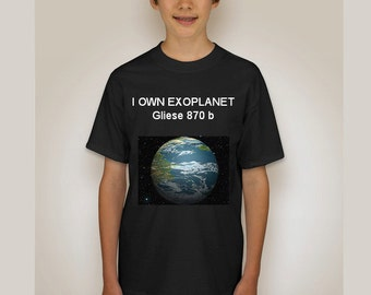Buy an Exoplanet  Youth Tees