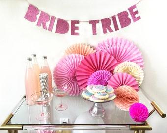 Bachelorette Party Banner | Bachelorette Party | Bride Tribe Banner