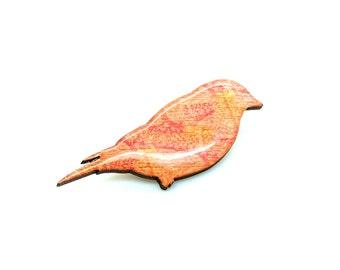 Bird Brooch - Battambang