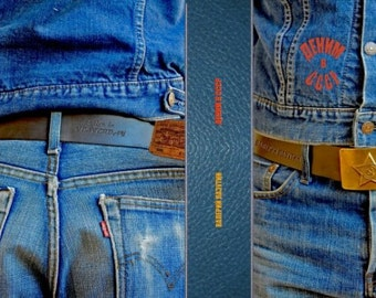 book about denim history in USSR