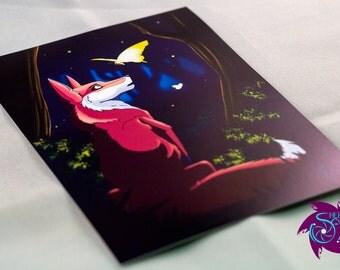 """Original Art Print - A6 - """"A Light in the Dark"""""""