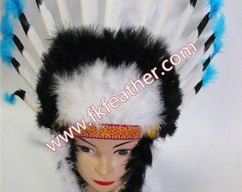 Feather Headdress - 09