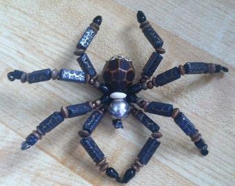 Beautiful Beaded Spider Boss