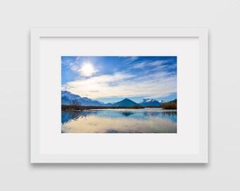 Glenorchy #2, South Island, New Zealand Photographic Print
