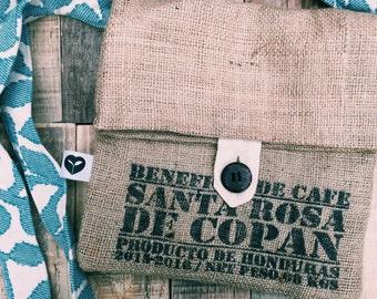 Coffee Sack Purse