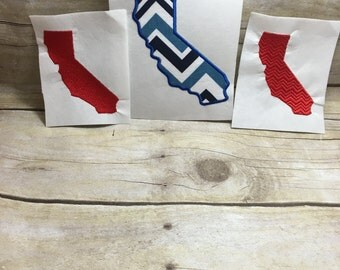 California Embroidery Package Deal, Cali Package Deal