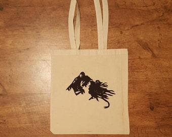 Dementor Tote bag.