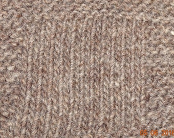 Light Gray Sheep Worsted 3 ply Wool Yarn